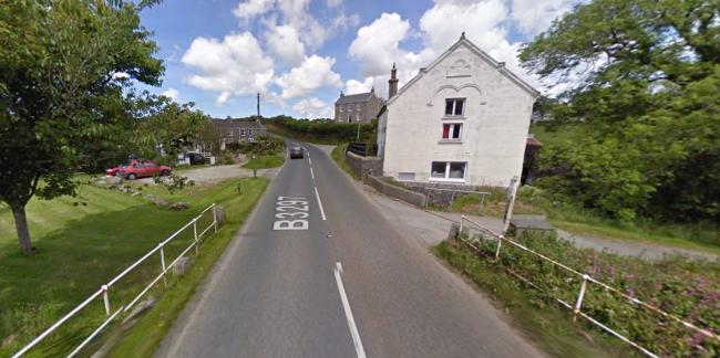 There are plans to improve safety on the Helston to Redruth road