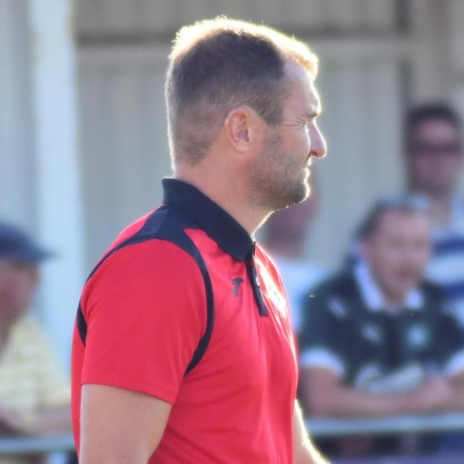 Truro City manager Paul Wotton