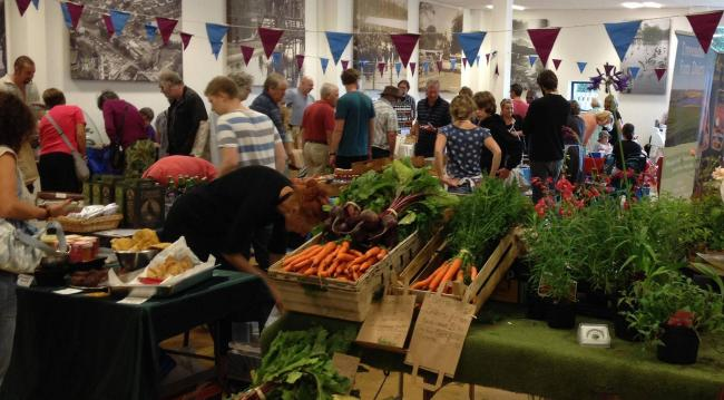 Helston Farmers' Market has launched a new online service