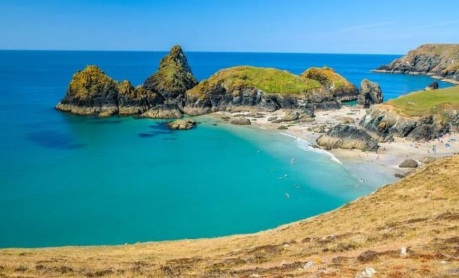 Cornwall's tourism boss has reacted to claims of 'safer option' staycation. File image: Nathan Bishop