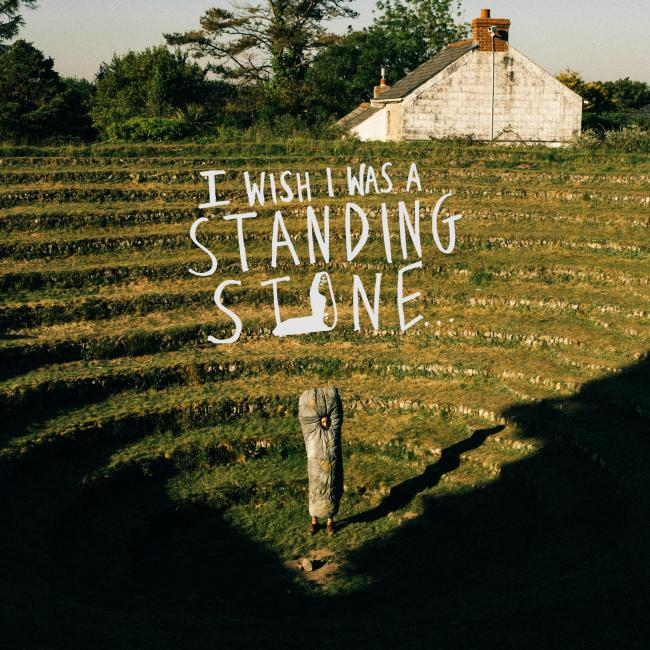 Seamas Carey is releasing 'I Wish I Was A Standing Stone'