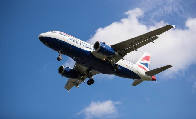 British Airways will fly out of Cornwall from July