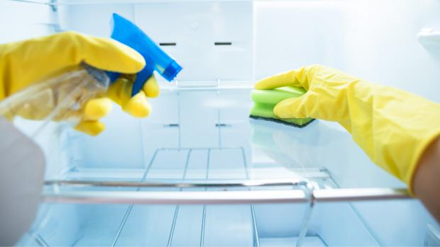 Falmouth Packet: It's recommended to deep clean your fridge once a month. Credit: Getty Images / Andrey Popov