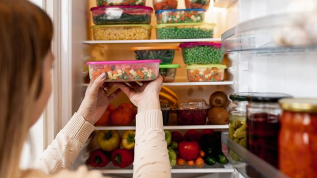 Falmouth Packet: Avoid reorganising your fridge too often. Credit: Getty Images / Group4 Studio