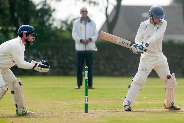 Wicket keepers are one of only two exceptions to the two-metre social distancing rule for cricket. Picture by Colin Higgs