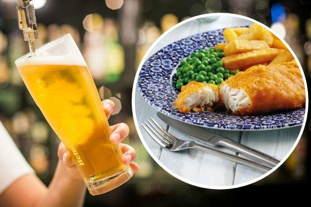 Wetherspoons to slash price of a pint to £1.29 and reduce cost of meals. Picture: Newsquest/Wetherspoons