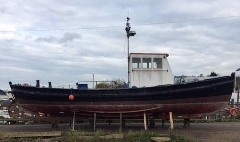 'The Brothers' lifeboat (ON 671)