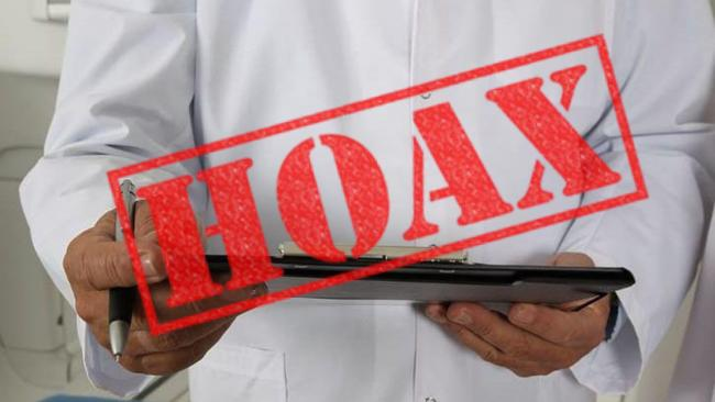 Businesses in Cornwall have been warned about a hoax Trace and Trace caller