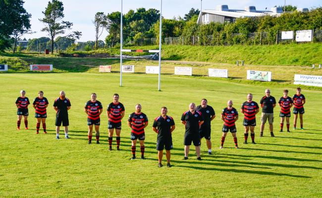Marek Churcher has assumed the director of rugby role at Penryn. Pic: Ross Hancock