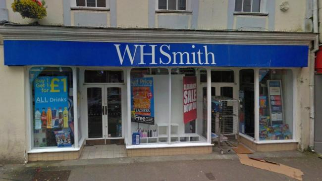 WH Smith,  which has branches all over Cornwall, is to cut 1,500 jobs due to 'slow' recovery from coronavirus crisis