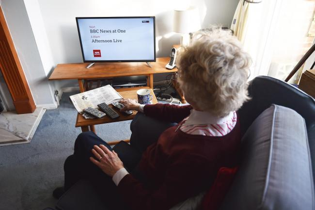 Tens of thousands in Cornwall to lose free TV licence