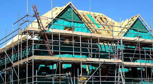 Affordable housing in Cornwall could be reduced by a third under new proposals. File image