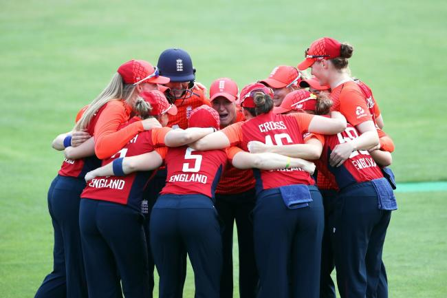 England Women take on West Indies