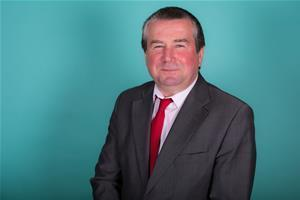 Stephen Barnes, leader of Labour group at Cornwall Council