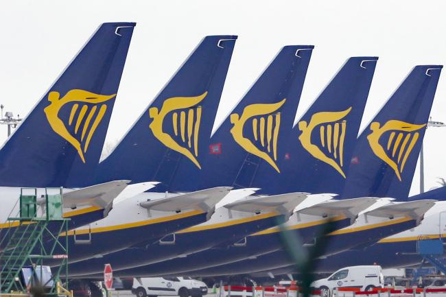 Ryanair add more flights to Crete and Santorini for last-minute summer sun. Picture: PA Wire