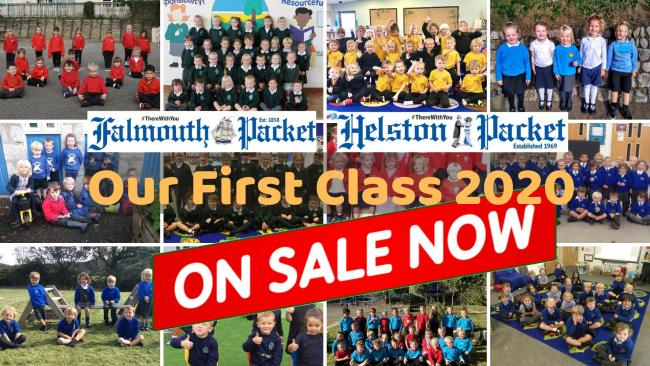 Packet school reception class photo feature - on sale now!