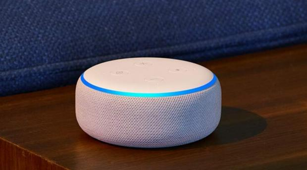 Falmouth Packet: An Amazon account is required to set up your Echo Dot (third-generation) speaker. Credit: Amazon