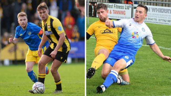 Both Falmouth Town and Helston Athletic have been drawn at home
