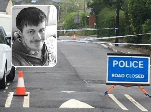 Aaron Pill, inset, was murdered in his home in Tresawle Road