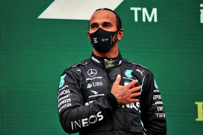 Lewis Hamilton won his seventh world championship in Turkey last weekend