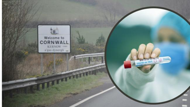 Cornwall residents urged to follow rules after lock down announcement