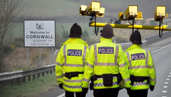 Police in Cornwall are using ANPR camer <span class='read-more'><a href=
