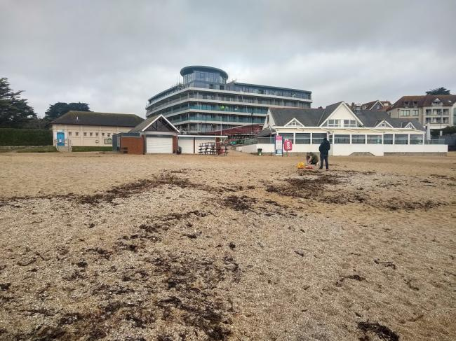 A Public Space Protection Order (PSPBO) could be enacted at Gyllyngvase Beach once everything returns to normal