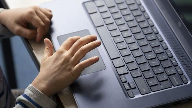 The government says it has handed out over 2,000 laptops to pupils in Cornwall