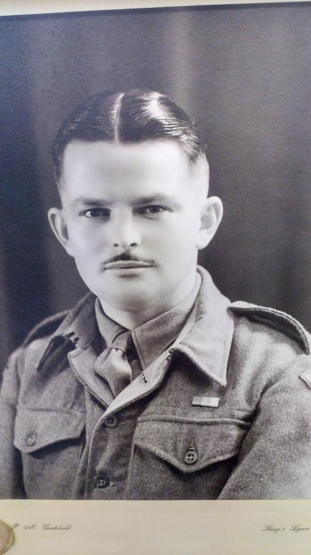 Eric in 1945