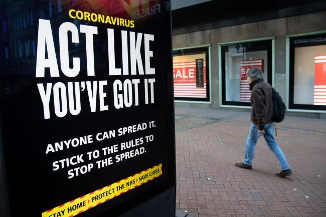 CORONAVIRUS UPDATE: Hospital Trust records first new death in three weeks