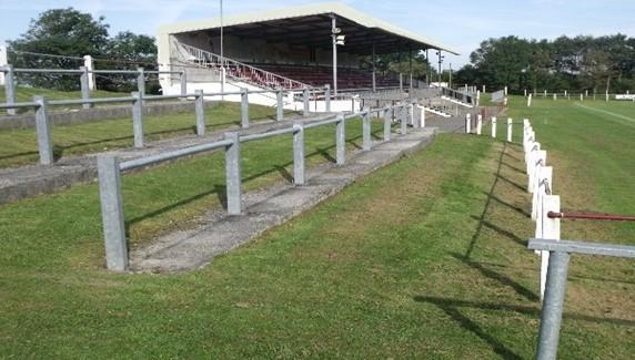 Camborne Rugby Football Club have been awarded funds to renovate the grandstand roof.