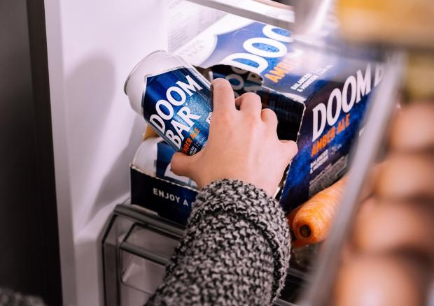 Falmouth Packet: The Doom Bar fridge pack is available right across the UK in major supermarkets.