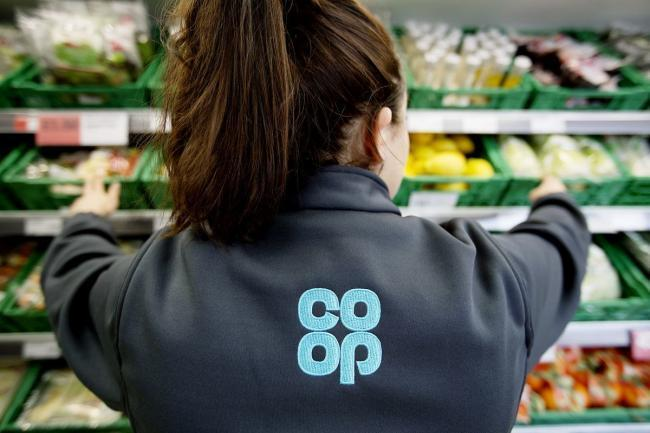 Co-op is urging groups to apply to the fund. Picture: Jon Super
