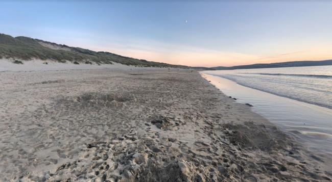 The new beach school would be built 'in close proximity' to Gwithian Towans, Hayle
