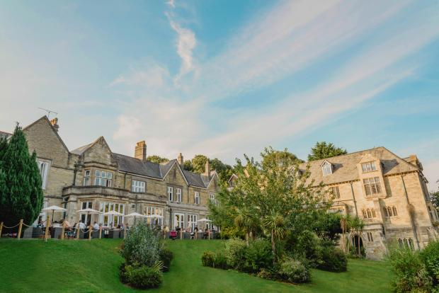 Falmouth Packet: The Alverton Hotel in Truro