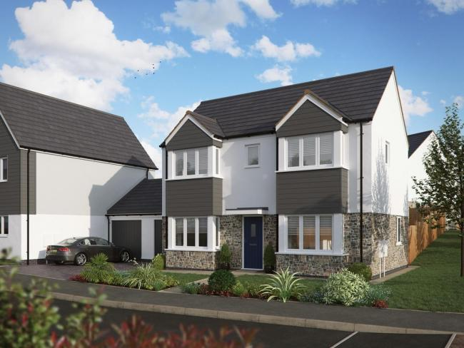Gilbert & Goode developments will be building 125 new homes in Hayle.