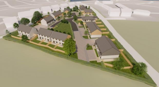 Falmouth Packet: The application has received mixed opinions from local residents.