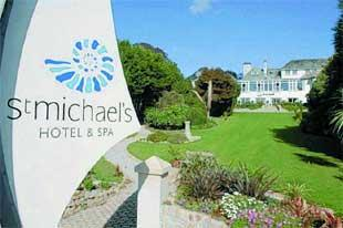 Coronavirus case confirmed at St Michael's Resort in Falmouth