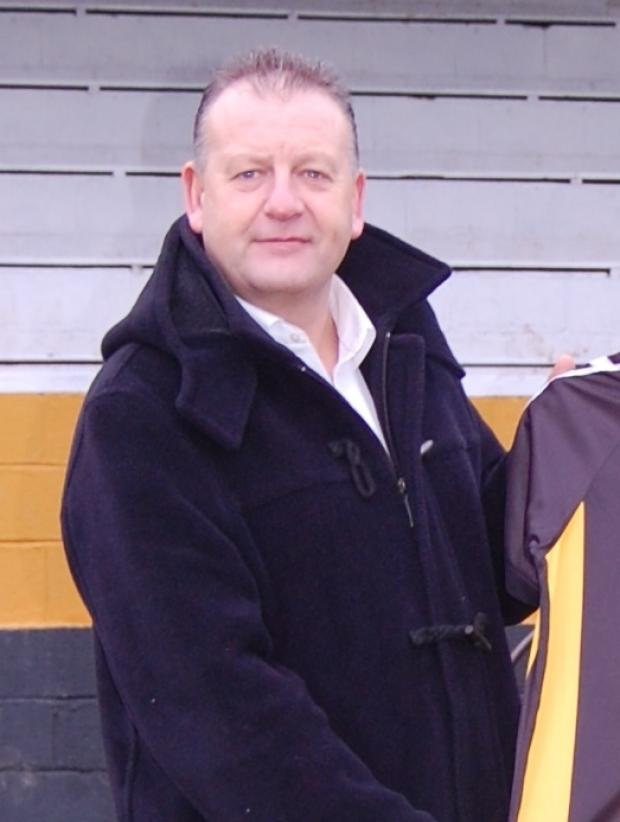 Falmouth Town manager Alan Carey