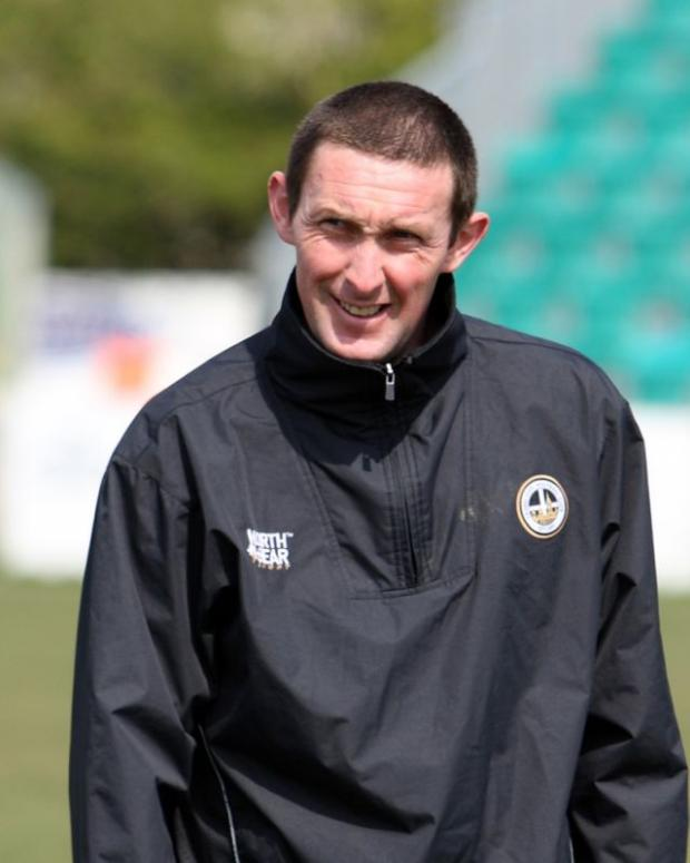 Truro City boss Lee Hodges thanks players for unbelievable result