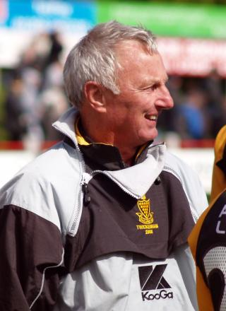 Former Cornwall Rugby coach David 'Benji' Thomas who is now Cornwall Rugby's youth development co-ordinator