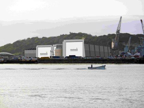 £10 million jobs boost for Falmouth
