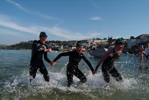 St Ives gears up for biathlon race