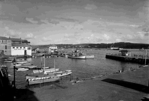 Pictures: Falmouth waterfront in years gone by