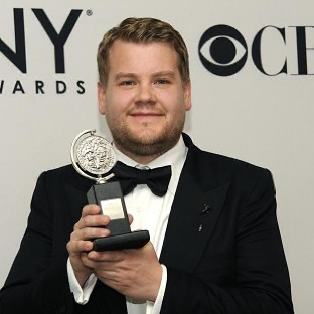 James Corden is to play BGT winner Paul Potts in a film of his life