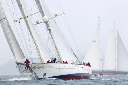Pendennis Cup sailors have been racing in Falmouth