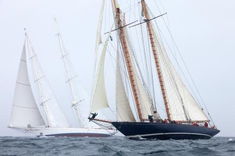 Pendennis Cup racers set to sail back into Falmouth