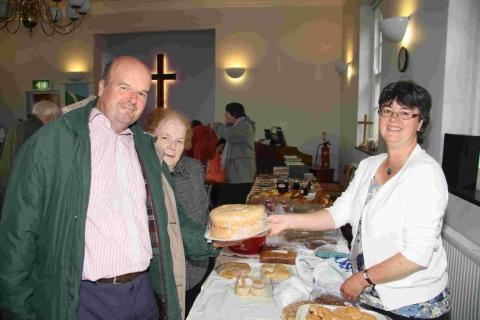 Annual leukaemia charity coffee morning in memory of Amy Searle