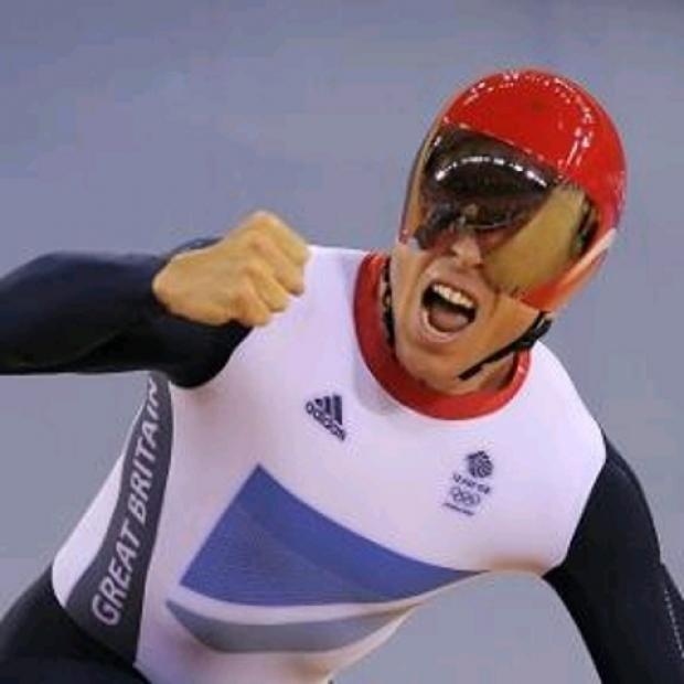 Sir Chris Hoy's fifth Olympic gold medal win was watched by more then eight million people