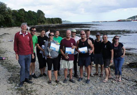 Falmouth Packet: SAILING: Flushing getting in shape for regatta